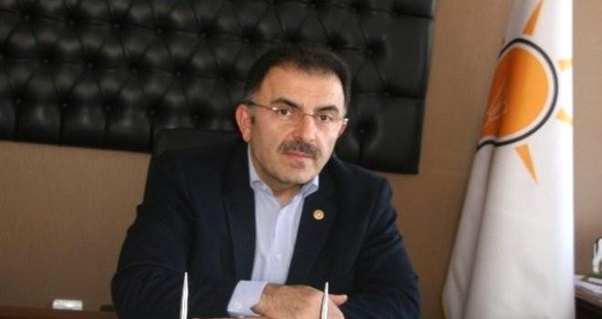 AK Parti Yozgat Milletvekili Ertuğrul Soysal